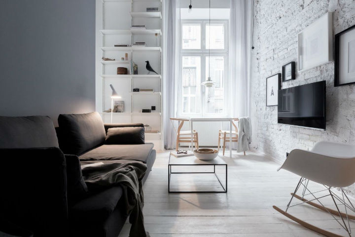 Exquisite Small Apartment 2