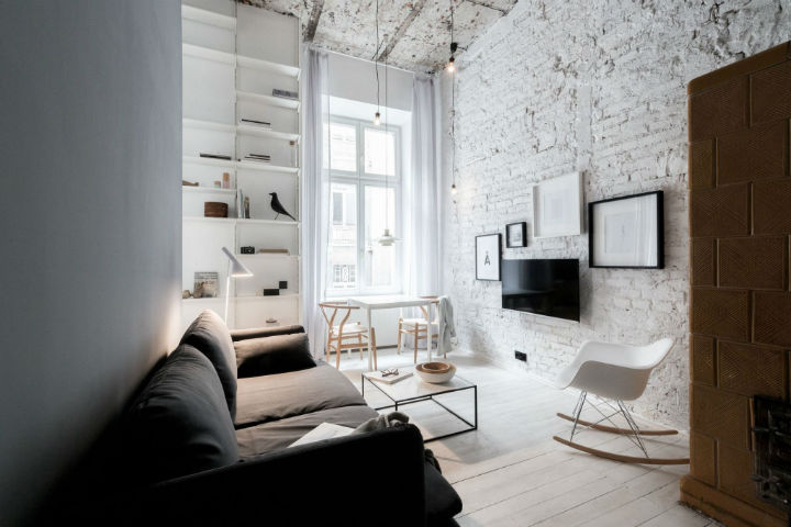 Exquisite Small Apartment