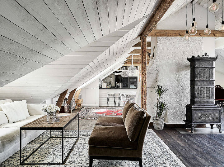 19th Century Style Scandinavian Farmhouse 2