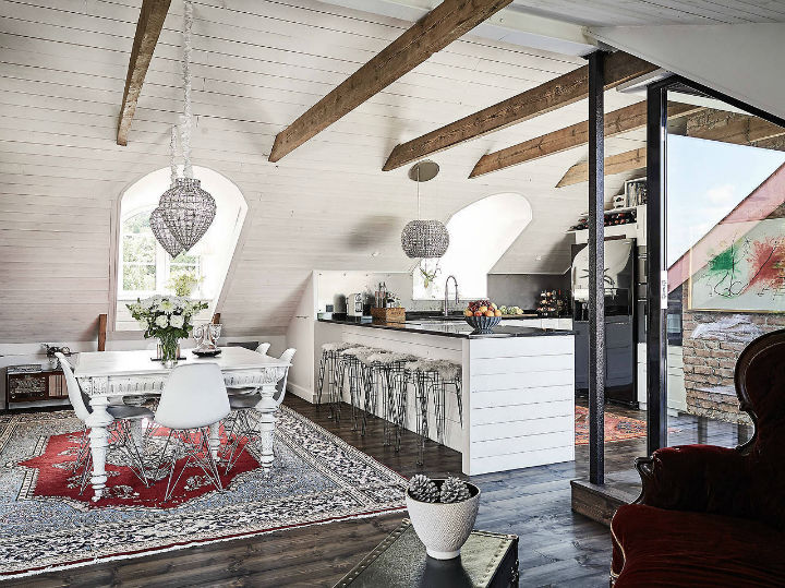 19th Century Style Scandinavian Farmhouse 3