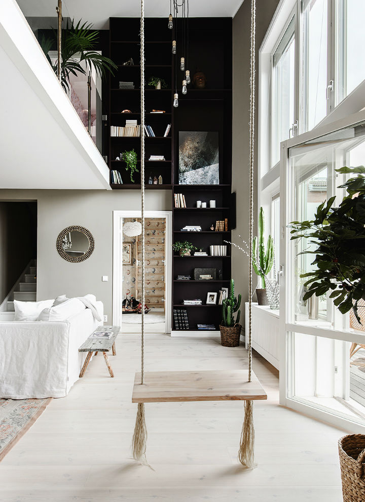 Chic Scandinavian design
