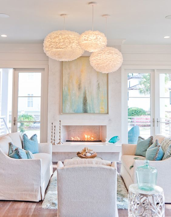 26 Coastal Living Room Ideas Give Your Living Room An Awe Inspiring Look D