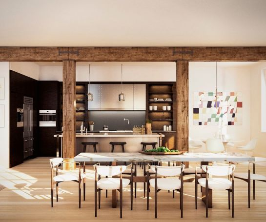 Justine Timberlake and Jessica Biel's $20 Million Penthouse 3