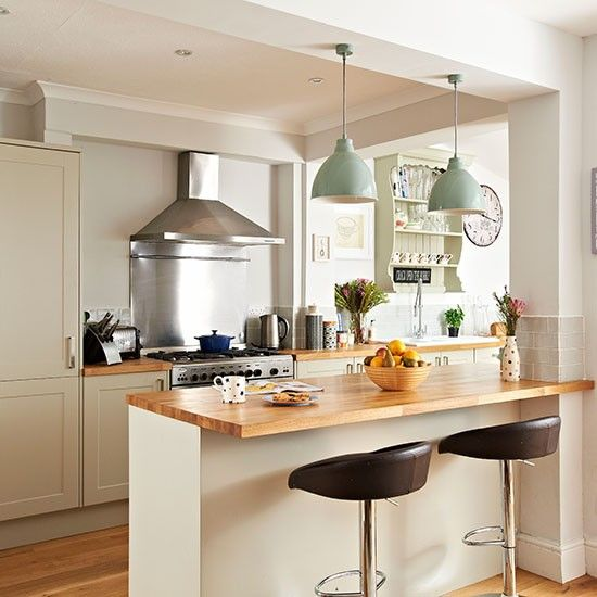 Kitchen Layout Peninsula: 43 Kitchen With A Peninsula Design Ideas