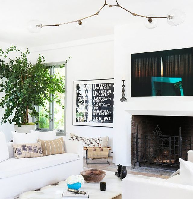 Malibu Home Combacines different styles