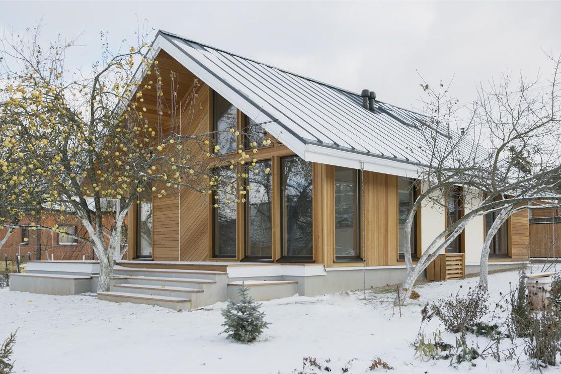 Small Modular Scandinavian Style Home 8