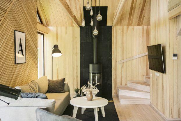 Small Modular Scandinavian Style Home 2