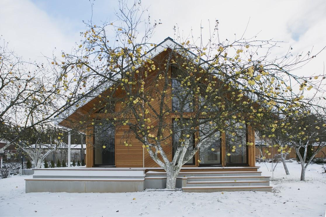 Small Modular Scandinavian Style Home 10
