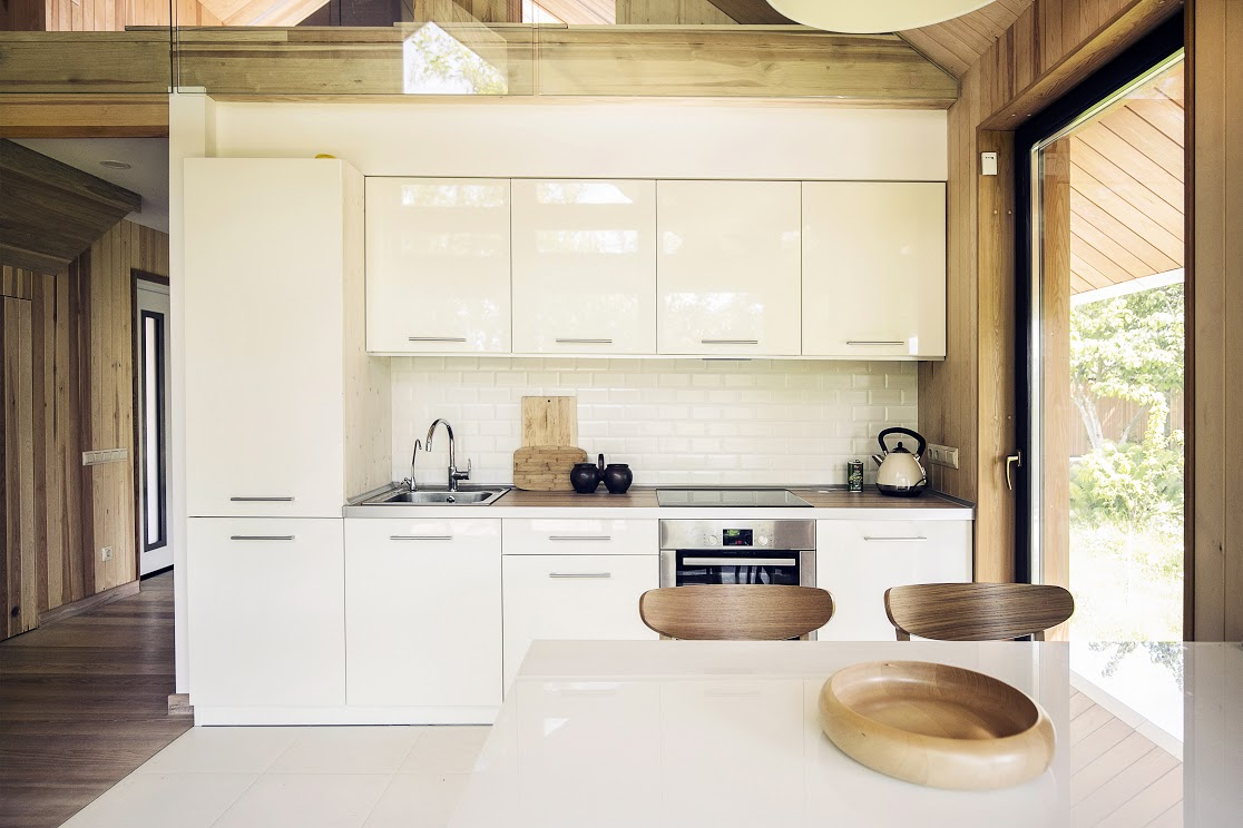 Small Modular Scandinavian Style Home 3