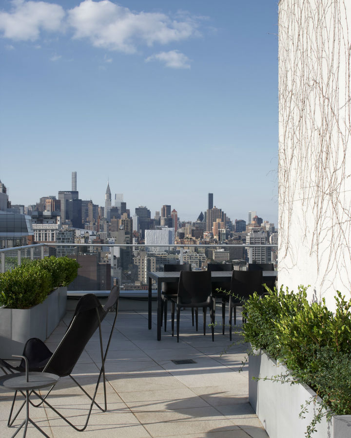 Bowery Penthouse With Amazing NY View 10