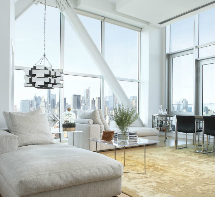 Bowery Penthouse With Amazing NY View