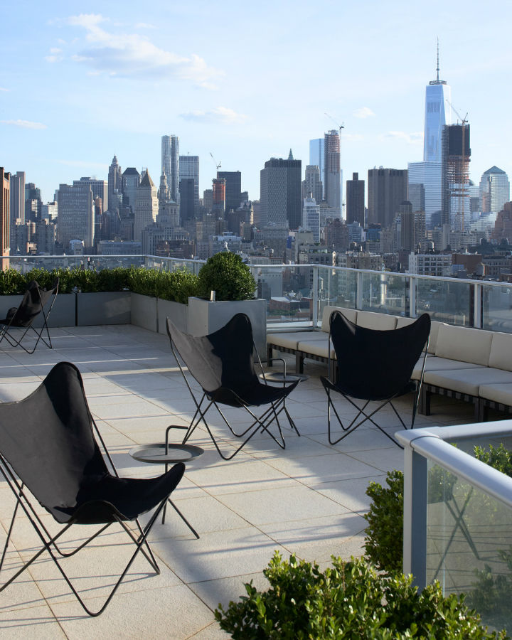 Bowery Penthouse With Amazing NY View 9