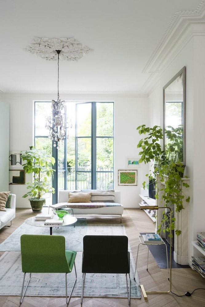 Contemporary Victorian and Chic Interior 6