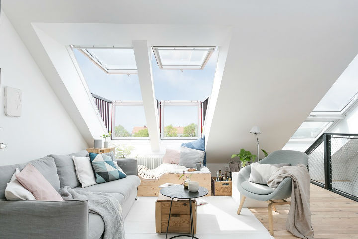 Scandinavian minimalism rustic apartment decor 5
