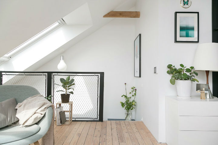 Scandinavian minimalism rustic apartment decor 7