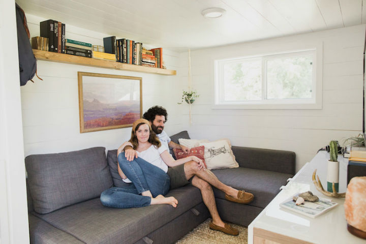 Transforming A Tiny Home Into A Livable Space 11