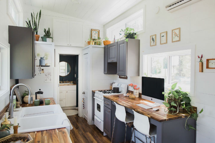 Transforming A Tiny Home Into A Livable Space 3
