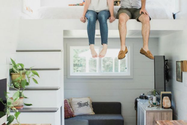 Transforming A Tiny Home Into A Livable Space
