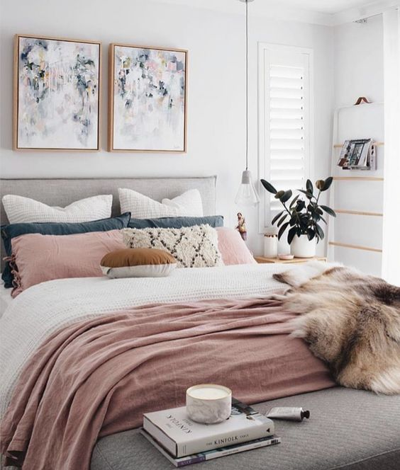 2017 fall bedroom decor trends