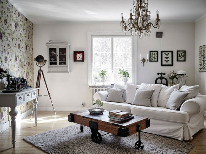 Calm Traditional Yet Elegant home Design 10