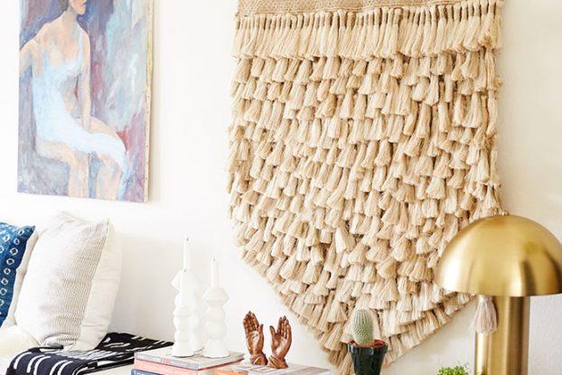 cozy eclectic home interior design