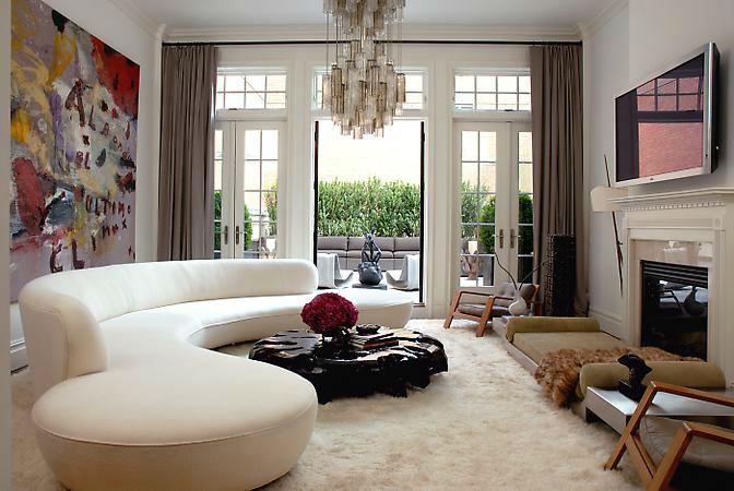 Modern Eclectic Design by Julie Hillman 12