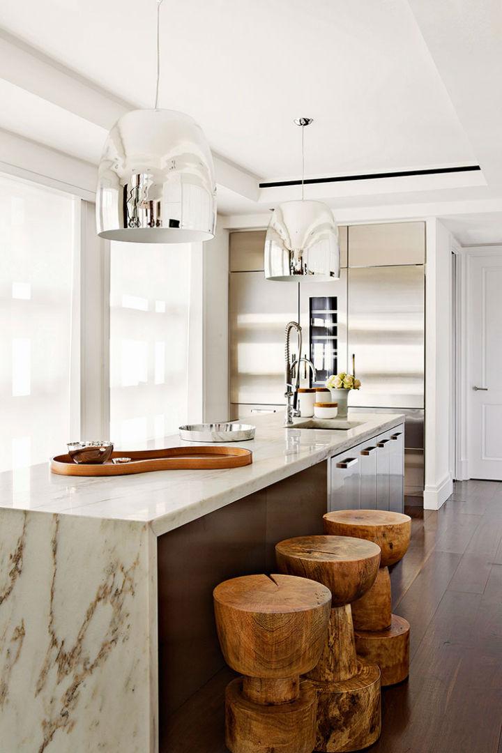 Modern Eclectic Design by Julie Hillman