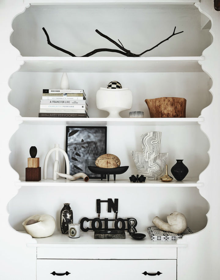 white warm interior design 5