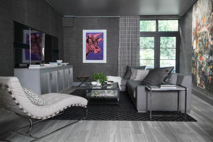 Bohemian and Coastal Style Interior Design 14