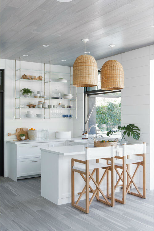 Bohemian and Coastal Style Interior Design 2