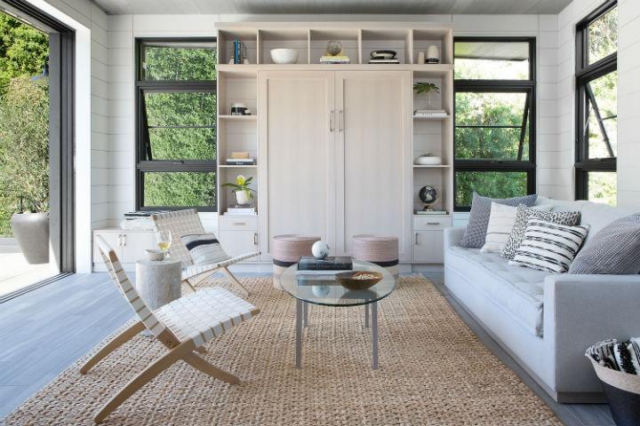 Bohemian and Coastal Style Interior Design 4