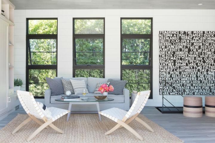 Bohemian and Coastal Style Interior Design 5