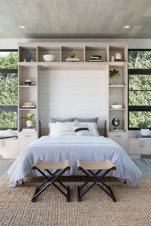 Bohemian and Coastal Style Interior Design 8