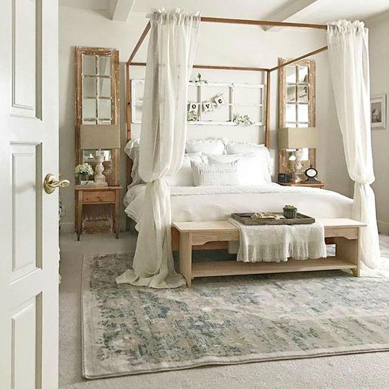 10 Cozy And Dreamy Bedroom With Galaxy Themes: Dream Cozy Coastal Home