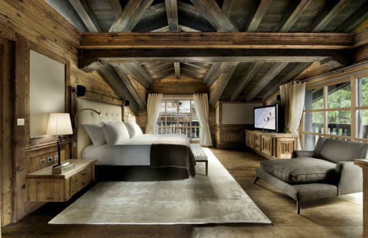 luxury Chalet Edelweiss in Courchevel 11