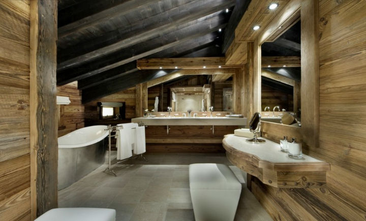 luxury Chalet Edelweiss in Courchevel 13