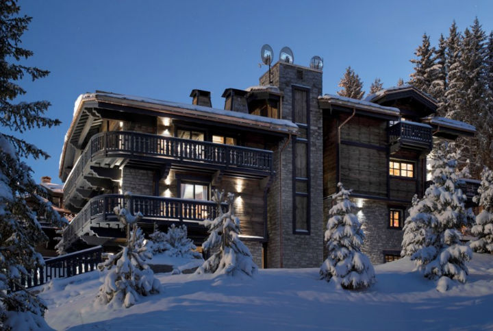 luxury Chalet Edelweiss in Courchevel 19