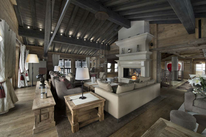 luxury Chalet Edelweiss in Courchevel 20
