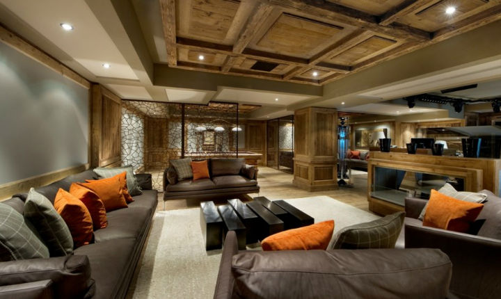 luxury Chalet Edelweiss in Courchevel 7
