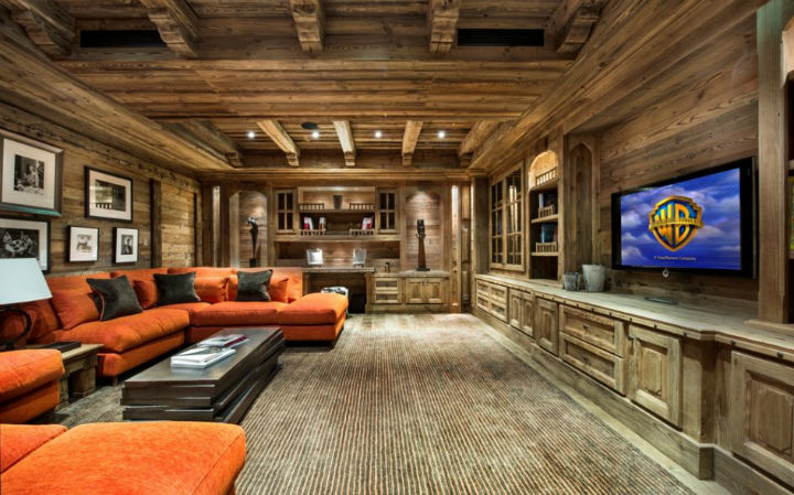 luxury Chalet Edelweiss in Courchevel 9