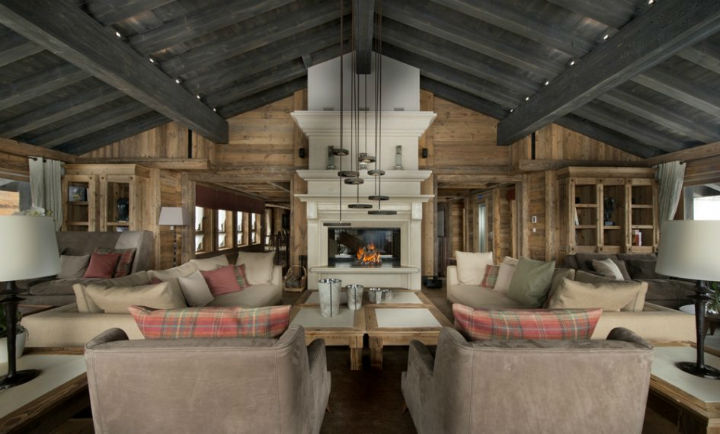 luxury Chalet Edelweiss in Courchevel