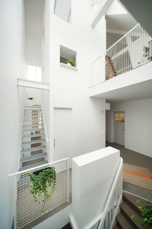 Minimalist Family Loft in Amsterdam 14