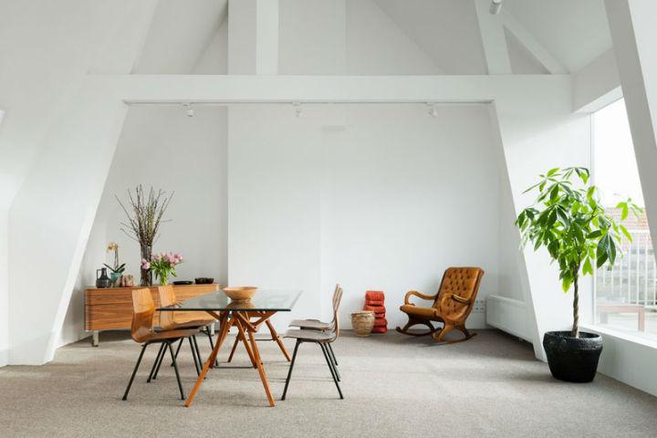 Minimalist Family Loft in Amsterdam 3