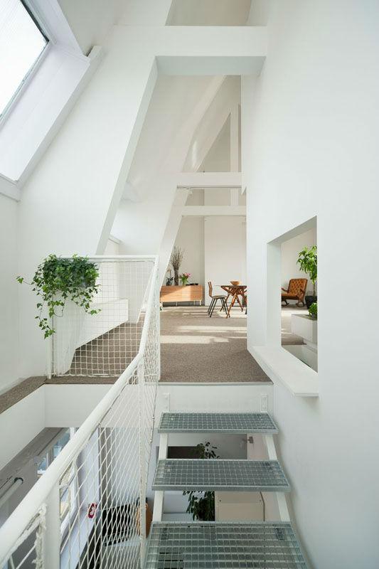 Minimalist Family Loft in Amsterdam 5