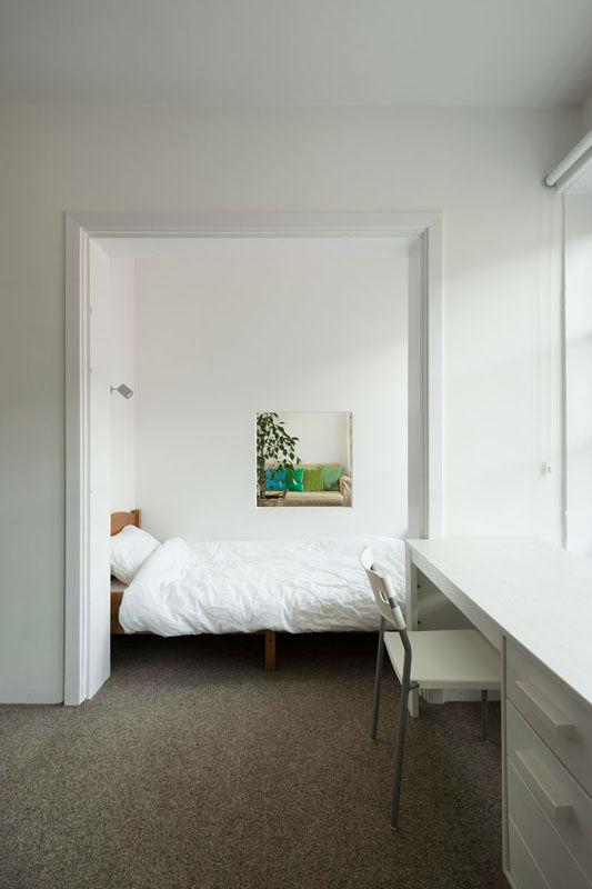 Minimalist Family Loft in Amsterdam 6