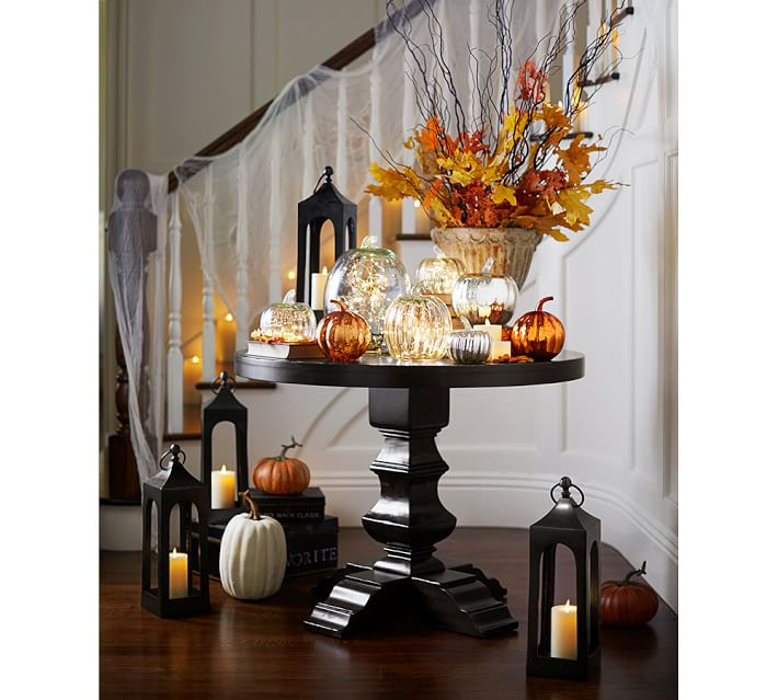 fall branches home decor