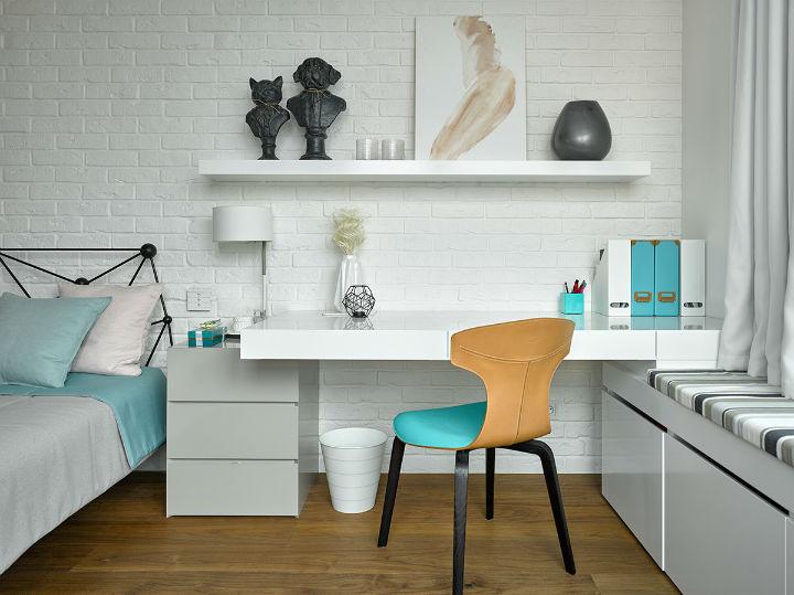 Glamorous Contemporary Apartment interior design 35