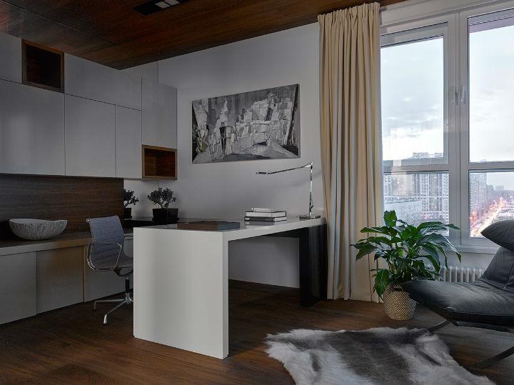 Glamorous Contemporary Apartment interior design 41