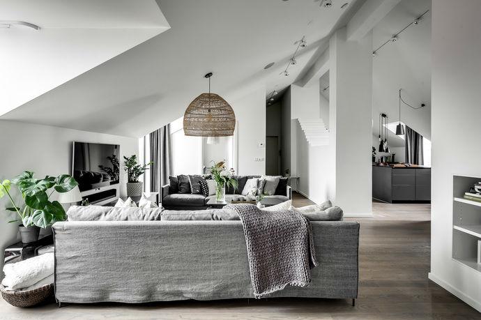 Gray interior 3