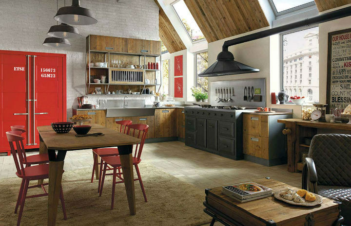 Gusto Italiano Kitchen Designs 10